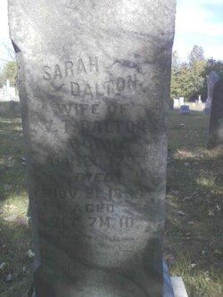 Sarah Ann Myers