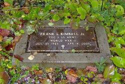 Frank Lavalle Kimball, Jr