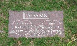 Rosalie J. <i>Jensen</i> Adams