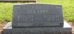 Martha Edna <i>Stone</i> Sewell