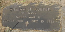 William H Rueter