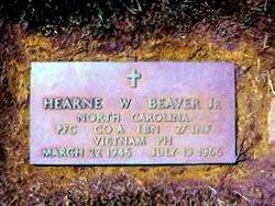 PFC Hearne Warren Chipper Beaver, Jr