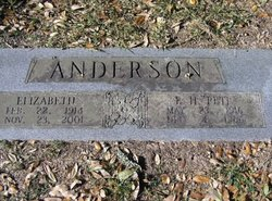 Elizabeth <i>Batson</i> Anderson