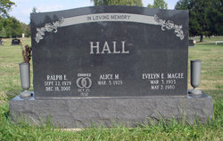 Ralph E Hall