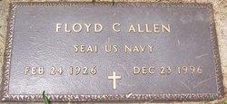 Floyd C Allen