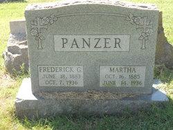 Martha <i>Bowers</i> Panzer