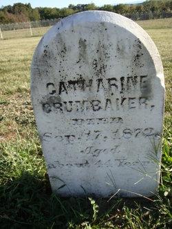 Catharine Crumbaker
