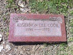Algernon Lee Cook