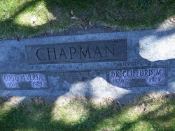 Elvie Alberta <i>Stone</i> Chapman