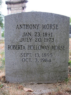 Anthony Morse