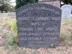 Charlotte Dunning <i>Wood</i> Morse