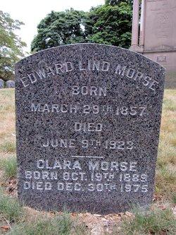 Clara <i>Croxson</i> Morse