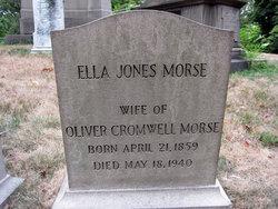 Ella <i>Jones</i> Morse