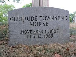 Gertrude Townsend Morse