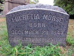 Lucretia Morse