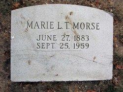 Marie Louise Townsend Morse