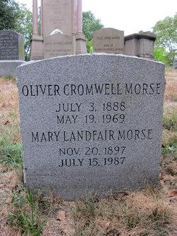 Mary <i>Landfair</i> Morse