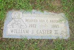 William J Caster, II