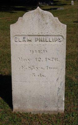 Elam Phillips