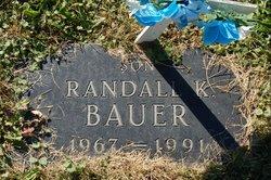 Randall K Bauer