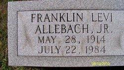 Franklin Levi Allebach