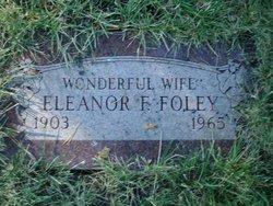 Eleanor F. Foley