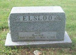 Jane <i>Hill</i> Elsloo