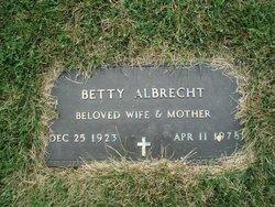 Betty Albrecht