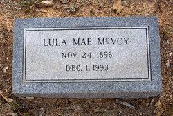 Lula Mae <i>Alexander</i> McVoy