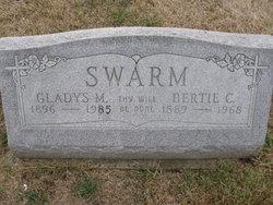 Gladys M Swarm
