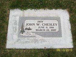John W. Jack Chesley