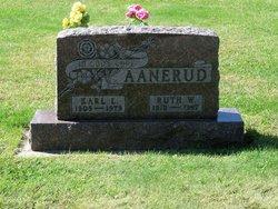 Ruth Winnefred <i>Hamner</i> Aanerud