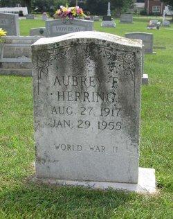 Aubrey E. Herring