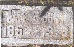William Augustus Albert