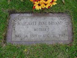 Margaret Jane <i>Burklow</i> Bryant