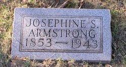 Josephine Sarah Phenie <i>Carrico</i> Armstrong