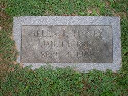 Helen L. <i>Beysher</i> Tinney
