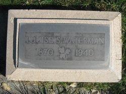 Louise Sophia <i>Krueger</i> Waterman