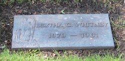 Bertha C Whitney