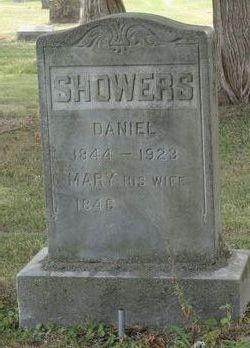 Mary C. <i>Welshans</i> Showers