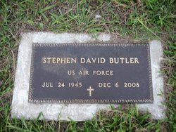 Stephen David Steve Butler