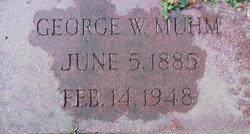 George William Muhm