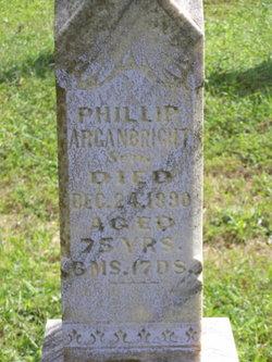 Phillip Arganbright