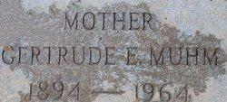 Gertrude Elizabeth Muhm