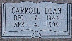 Carroll Dean Storz