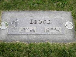 JEAN O BROCK