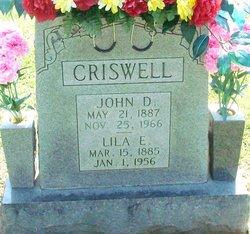 Lila E. Criswell