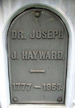Dr Joseph Johnson Hayward