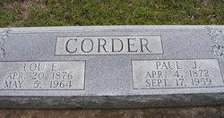 Paul J. Corder