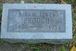 Hiram Lovel Prough